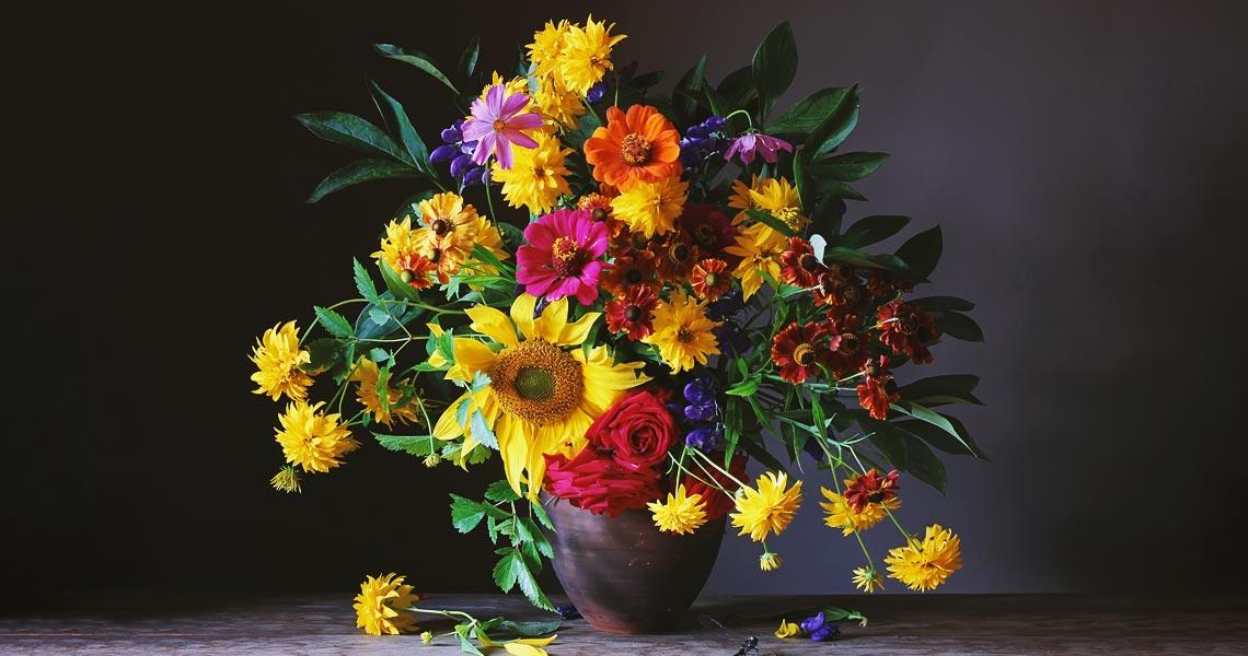 Jak przygotować kwiaty do transportu?