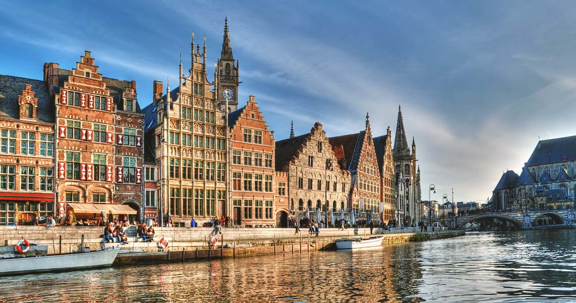 Ile kosztuje transport do Belgii?