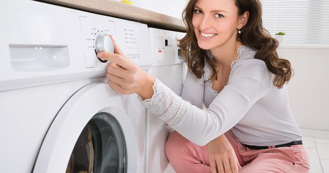 Jak przetransportować pralkę?