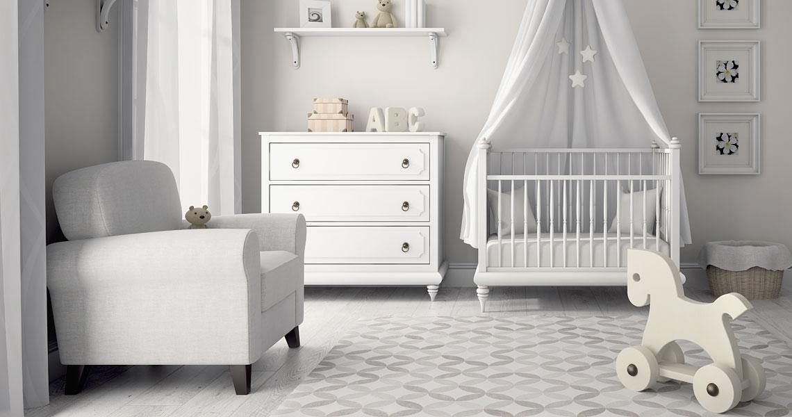Jak przewieźć łóżeczko dziecięce?