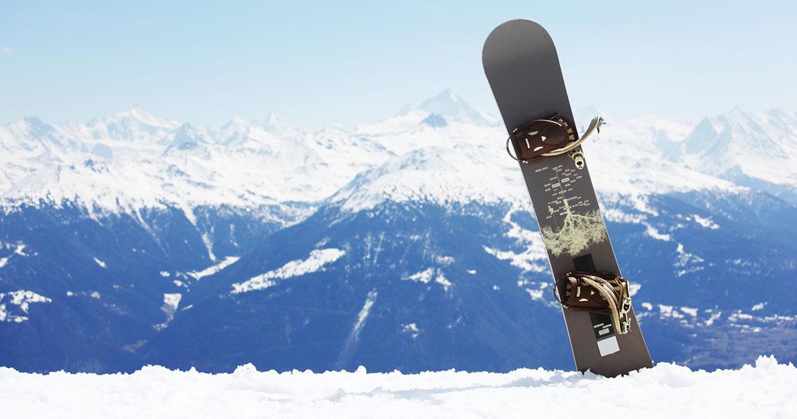 Jak przewieźć deskę snowbordową?
