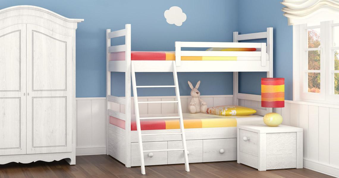 Jak przewieźć łożko piętrowe?