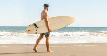 Jak przewieźć deskę surfingową?