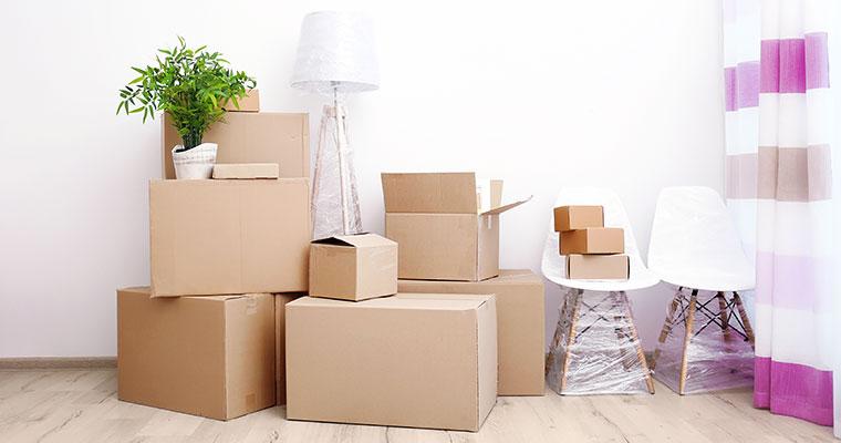 Przeprowadzka - jak pakować kartony?