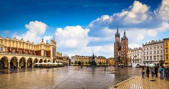 Jak zorganizować transport międzynarodowy z Krakowa?