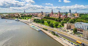 Jak zorganizować transport międzynarodowy ze Szczecina?