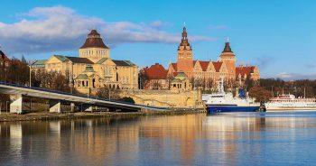 Jak zorganizować transport na trasie Warszawa – Szczecin?